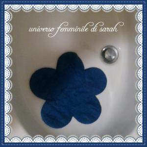 In bagno per pulire lavandino e doccia.