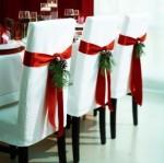 sedie natalizie