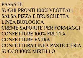 prodotti Orto