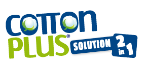 cotton plus logo