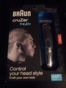 Braun Cruzer Head 5