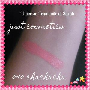 ROSSETTO JUST