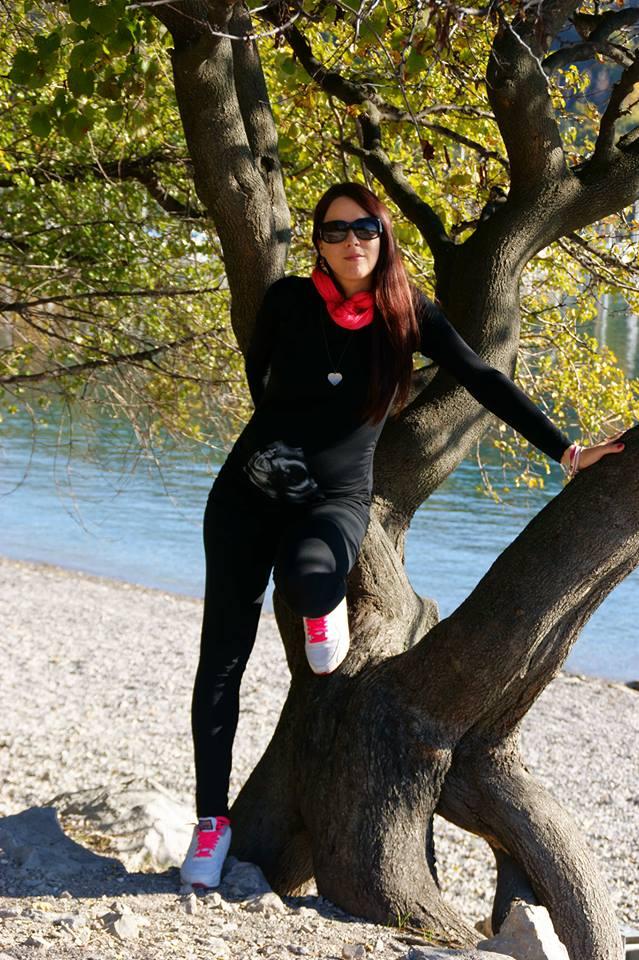 io sull albero