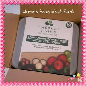 emerald scatola